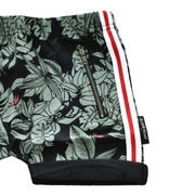 Zipper Shorts Botanic