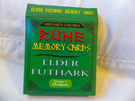 Elder Futhark Rune Memory Card Game