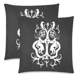 Yggdrasil Tree of Life World Tree Asatru 2 Throw Pillow Covers
