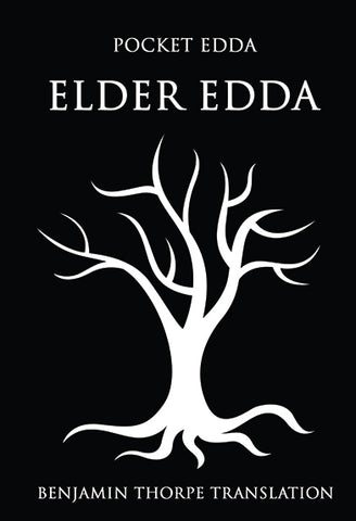 Pocket Edda - Elder Edda Asatru Book of Myths