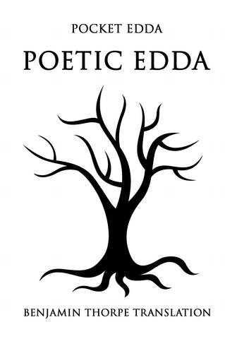Pocket Edda - Poetic Edda Asatru Book of Myths