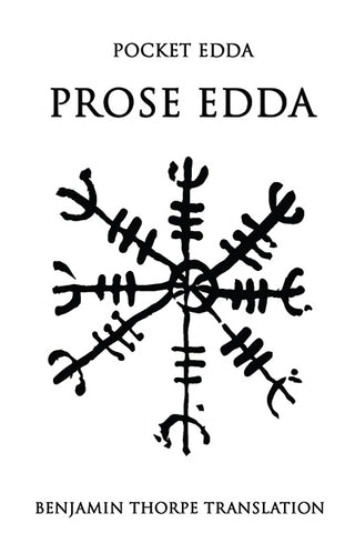 Pocket Edda - Prose Edda Asatru Book of Myths