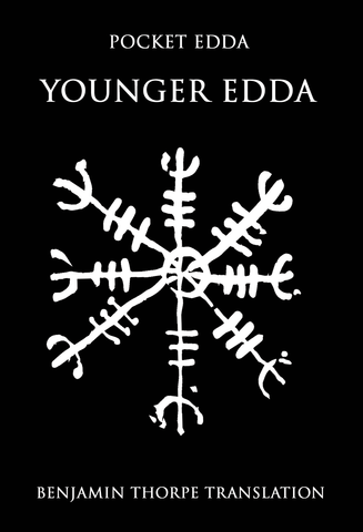 Pocket Edda - Younger Edda Asatru Book of Myths