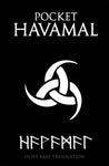 The Pocket Havamal Book Olive Bray Translation Asatru Odinist Heathen Words of Odin