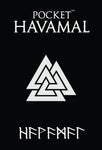 The Pocket Havamal Book Asatru Odinist Heathen Words of Odin Benjamin Thorpe Translation