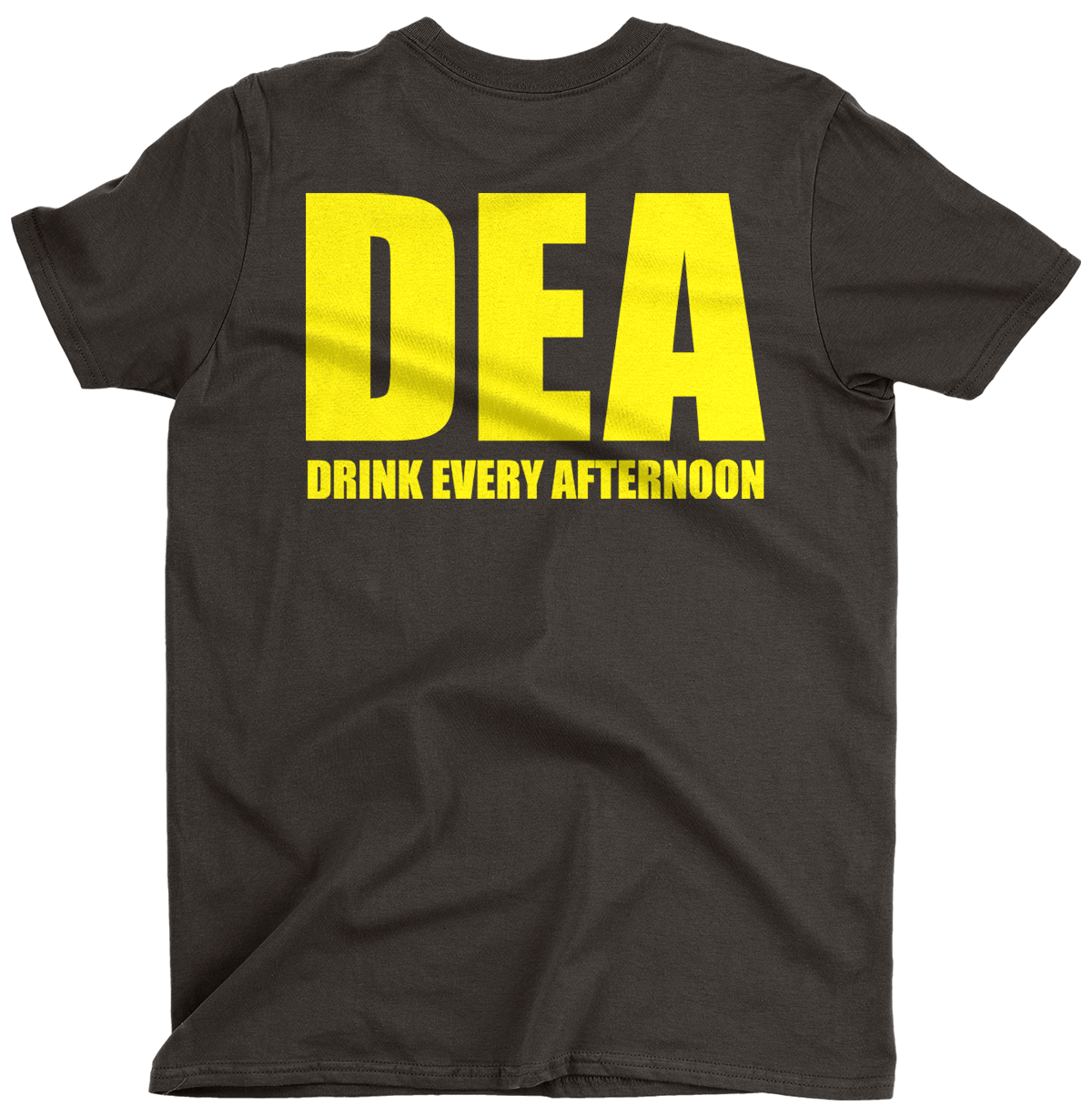 Drink Every Afternoon (Back Print)