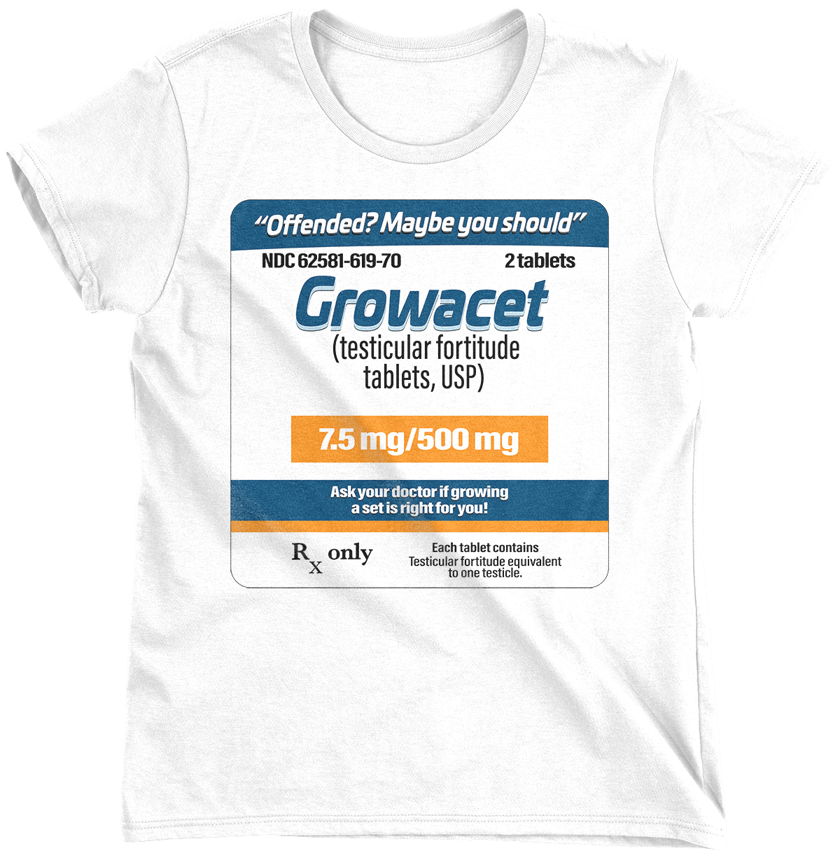 Growacet (Ladies)