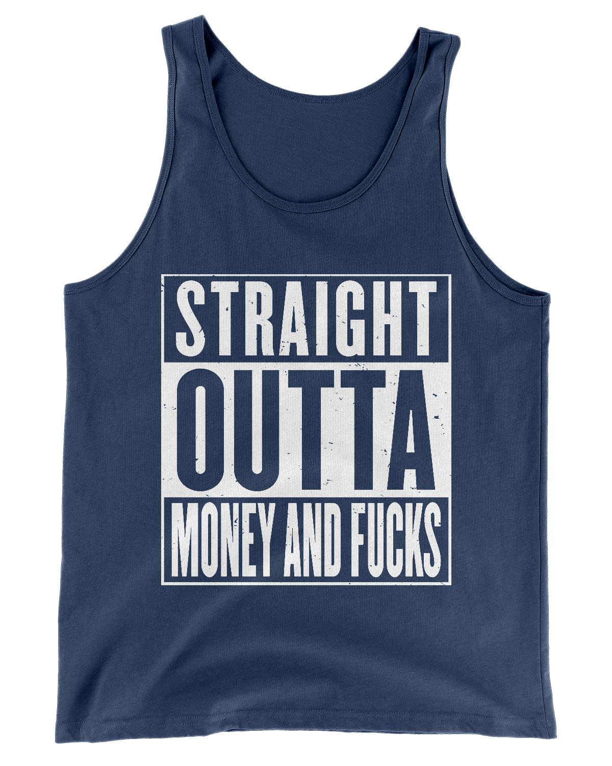 Straight Outta M&F Tank