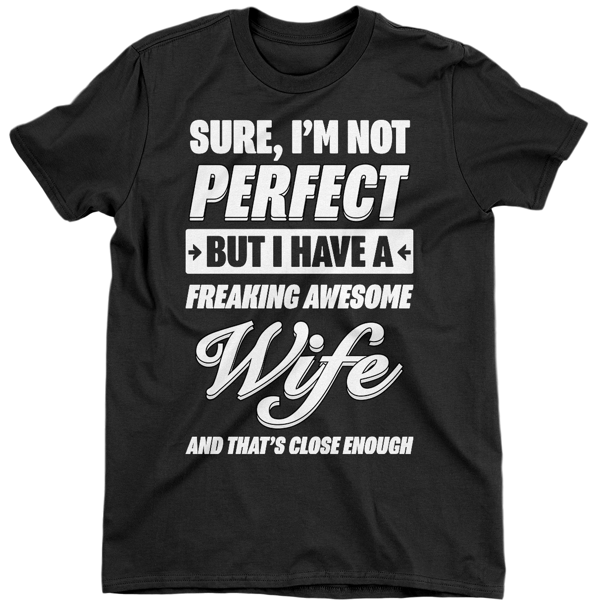 Sure, I'm Not Perfect (Clean Version)