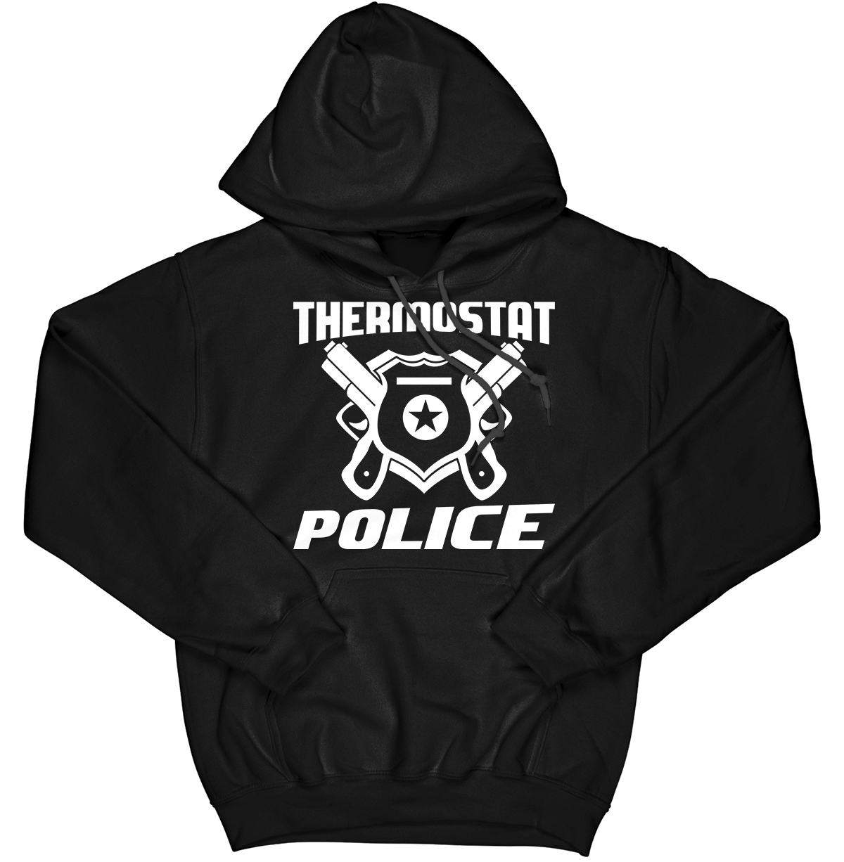 Thermostat Police Hoodie