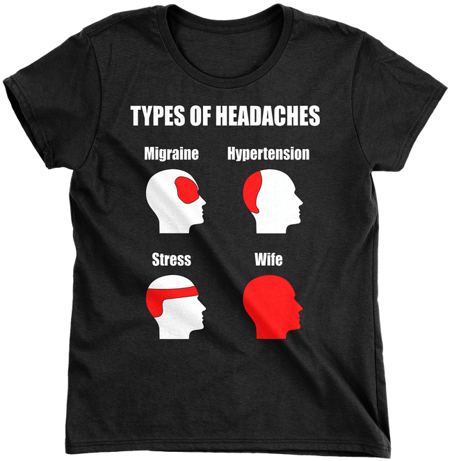 Types of Headaches (Ladies)