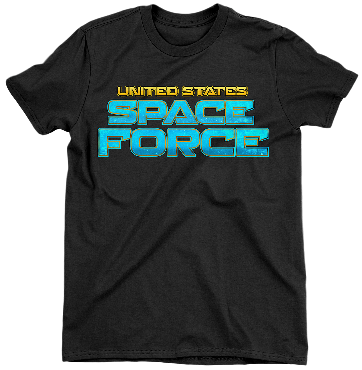 United States Space Force (Front Print Only)