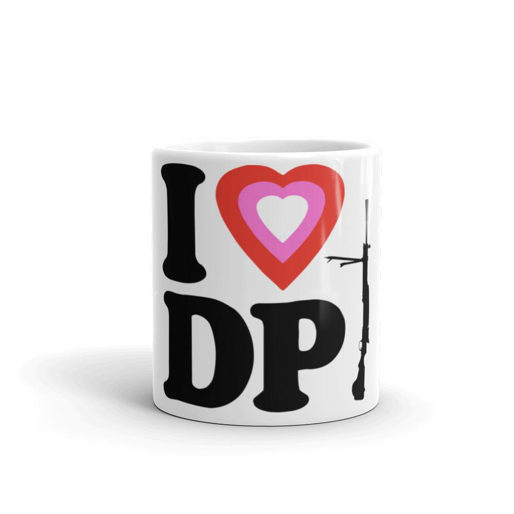 I Love DP-28 Coffee Mug - shop.guyhumor.com