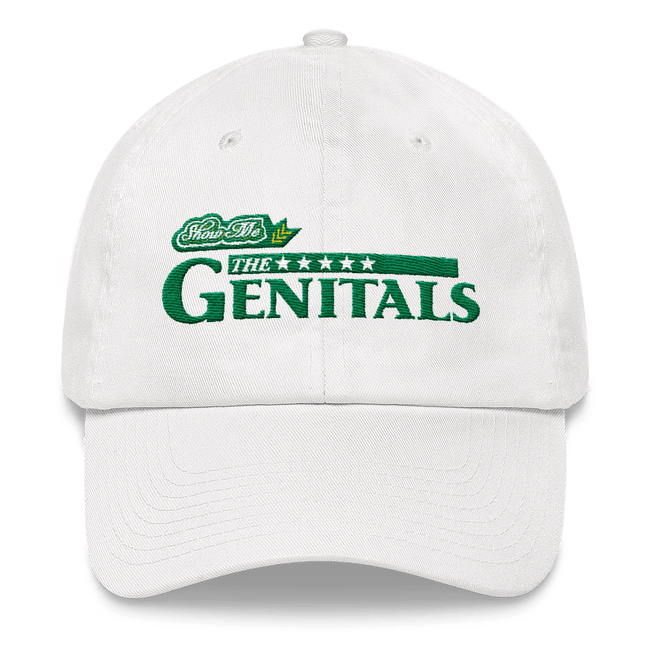 Show Me The Genitals - Dad Hat