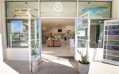 sacred earth wellness boutique