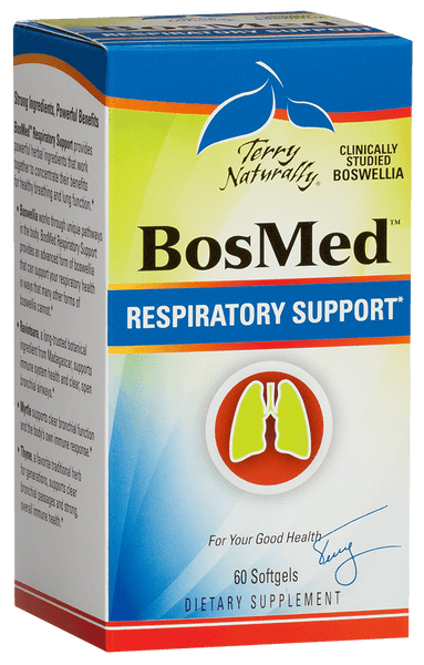 BosMed® Respiratory Support - 60ct