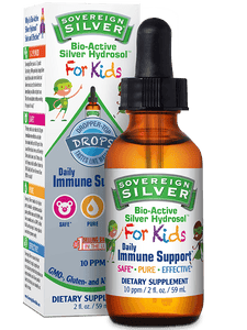 Sovereign Silver Kids- Dropper-Top