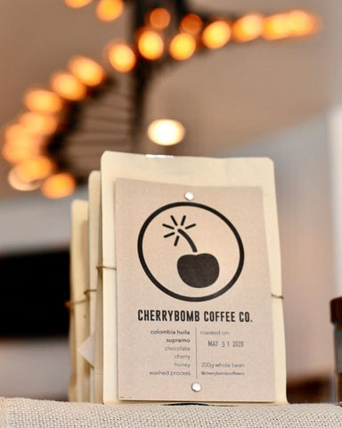 Cherry Bomb Coffee - 200gram