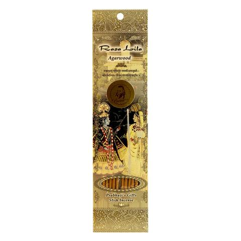 Rasa Lila - Premium Incense - Agarwood