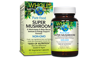 Whole Earth & Sea Super Mushroom
