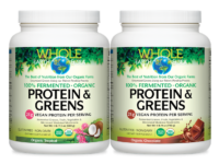 Whole Earth & Sea Fermented Organic Protein & Greens