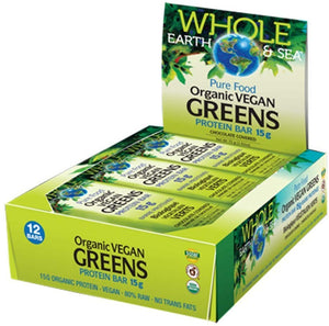 Whole Earth & Sea Organic Greens Bar