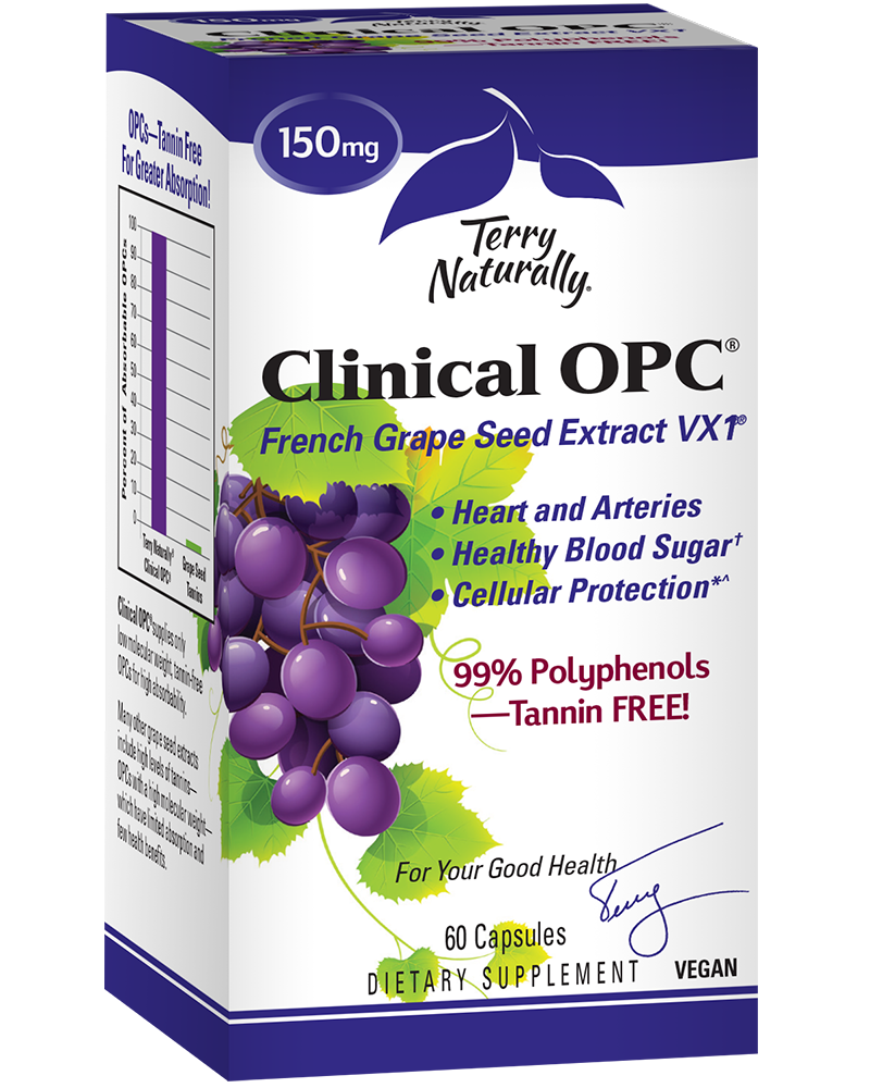 Clinical OPC® 150 mg - 60ct
