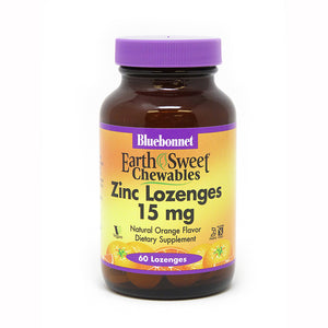 Zinc Lozenges 15mg - 60ct