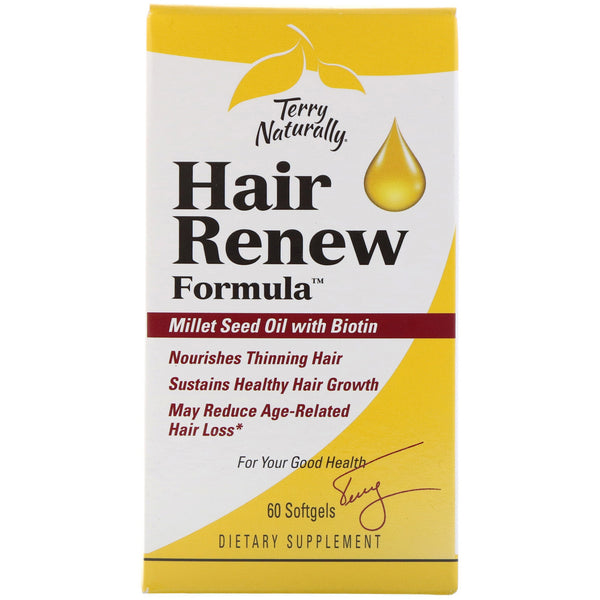 Hair Renew Formula®- 60ct