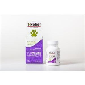 T-Relief Pet Calming Tablet