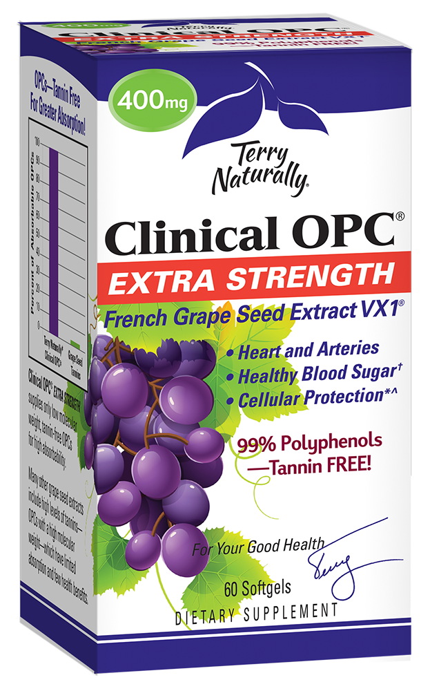 Clinical OPC® Extra Strength 400 mg - 60ct