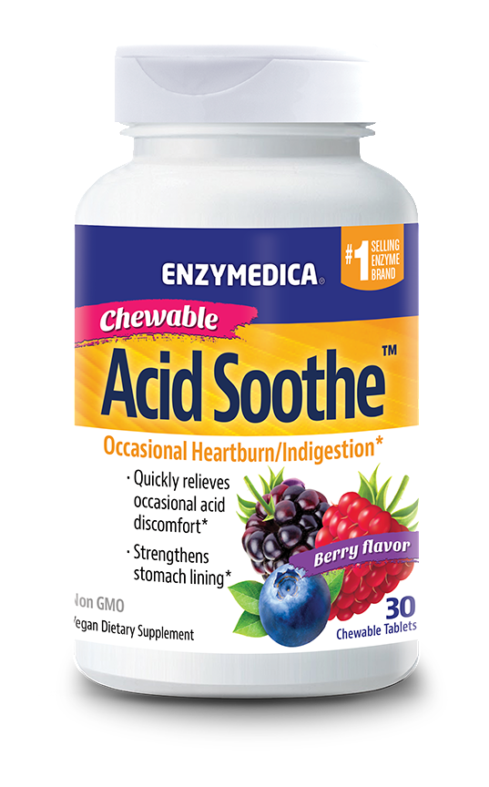 Chewable Acid Soothe™