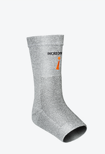 Active Pain Relief Ankle Sleeve Grey