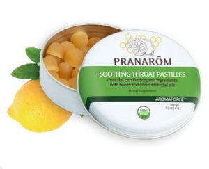 Soothing Throat Pastilles