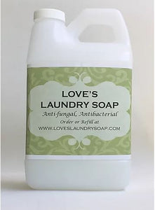 Love's Laundry Soap