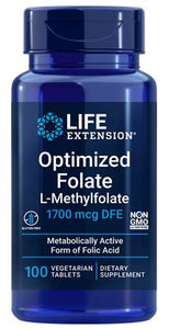 Optimized Folate - 100ct