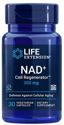 NAD+ Cell Regenerator™ 300mg - 30ct