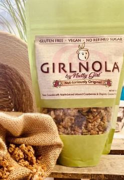 GirlNola Granola by Nutty Girl - 10oz