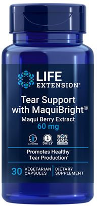 Tear Support with MaquiBright® 60 mg - 30ct