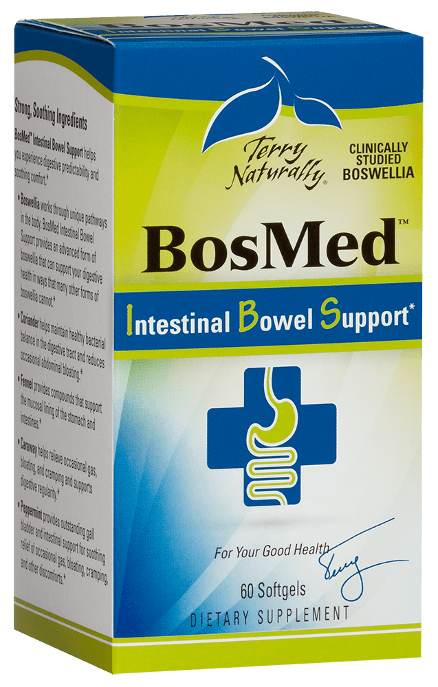 BosMed® Intestinal Bowel Support* - 60ct
