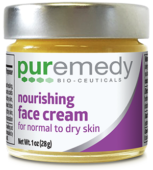 face cream: normal to dry skin