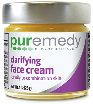 face cream: oily skin