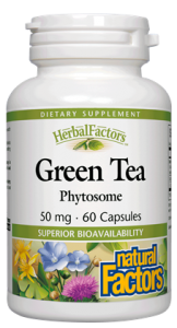 HerbalFactors® Green Tea Phytosome