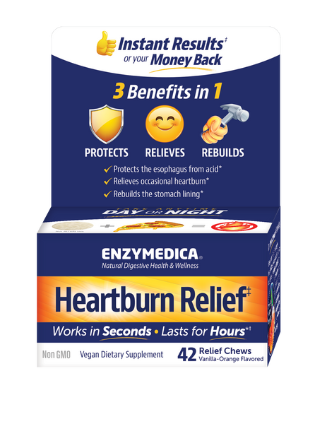 Heartburn Relief - 42ct