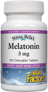 Stress-Relax® Melatonin