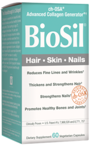 BioSil® Hair, Skin, Nails - 60ct