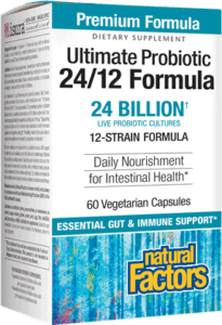 Ultimate Probiotic 24/12 Formula - 60ct
