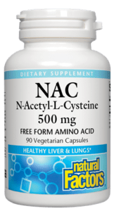 NAC 500mg - 90ct