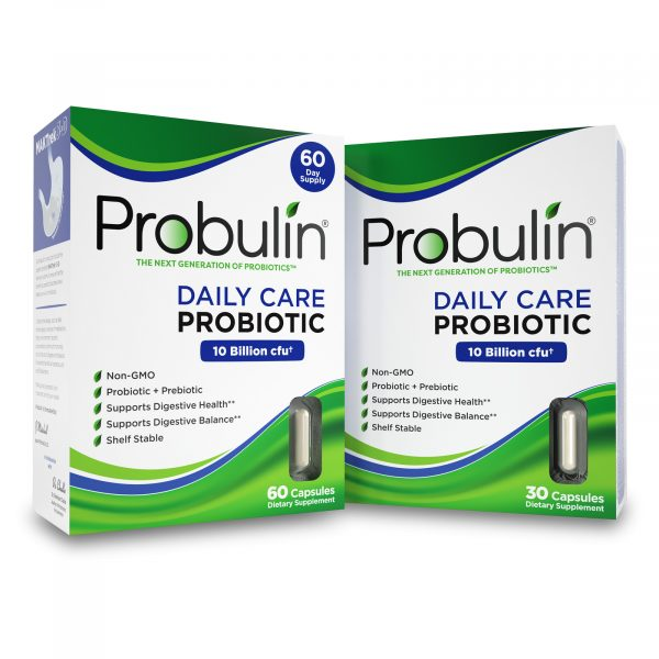 Daily Care Probiotic - 30ct