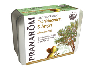 Frankincense & Argan Skincare Kit